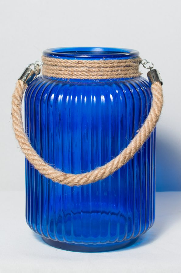 Star Lantern Royal Blue (Small)