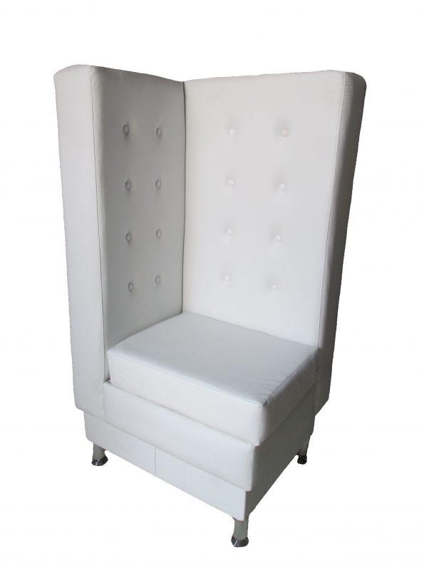 Paradise Single Seater Armless Chair -0