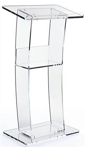 C-plexi Clear Podium Large-0