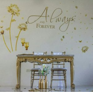Antique Entrance/Signing  Table