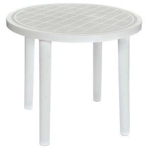 Plastic - Round Table