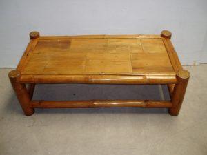Coffee - Bamboo Table