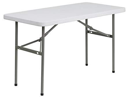 4 ft Plastic Table