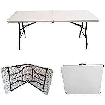 Plastic - Folding Table(6ft)