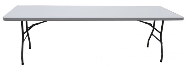 Plastic Table-8ft Trestle