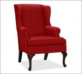 Red (Wing) Chair