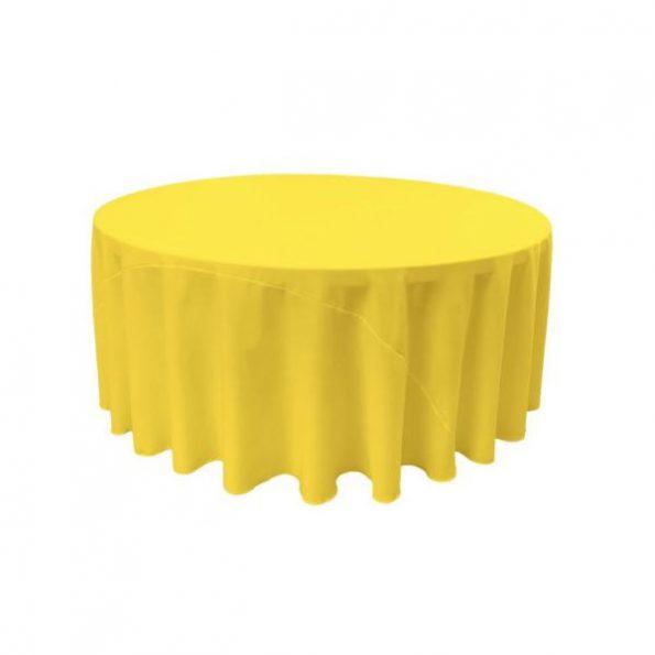 Jamaica Yellow Tablecloth