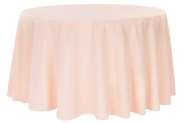 Blush Tablecloth