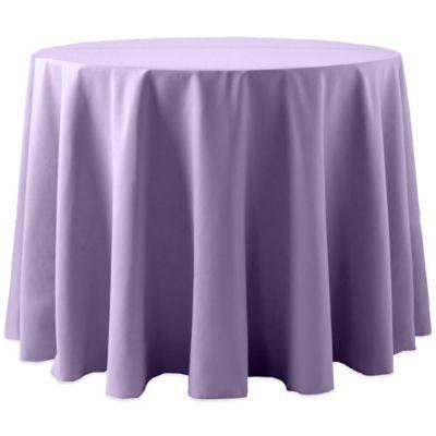 Lavender/Lilac Tablecloth