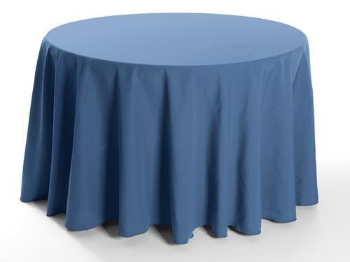 Periwinkle Blue Tablecloth