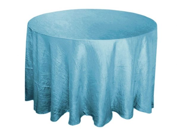 Crush - Satin Turquoise Blue