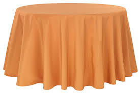 Peachy/Orange Tablecloth