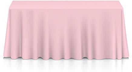 Baby PinkTablecloth