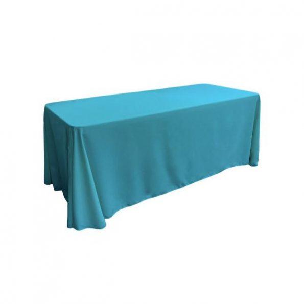 Aqua BlueTablecloth