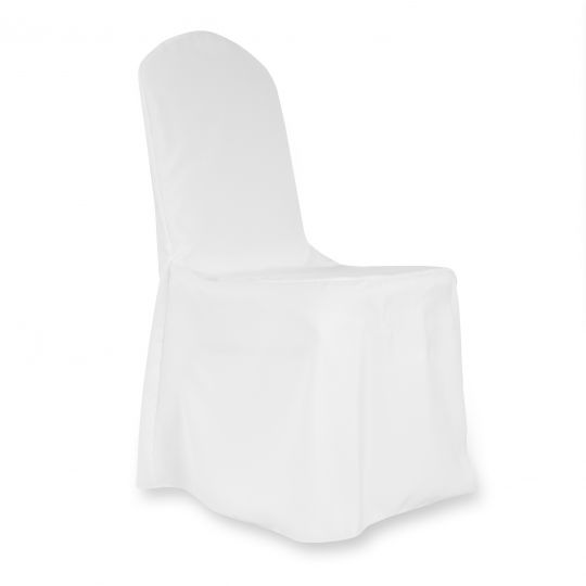 White Chaircovers