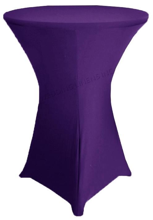 Purple Stretch Bistro Covers