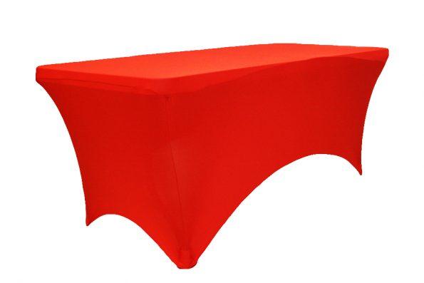 Orange Trestle 6ft Stretch Cover