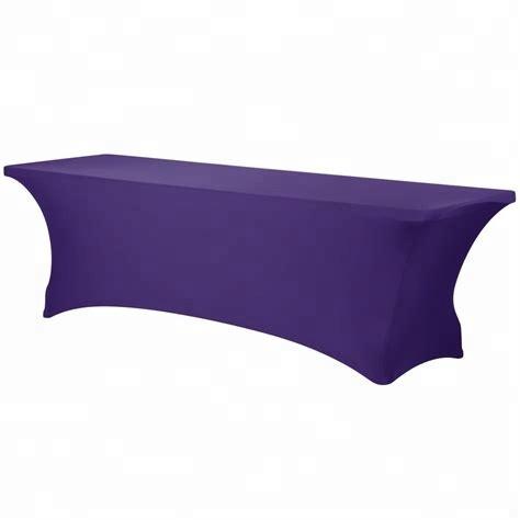 Purple Trestle 6ft Stretch Cover