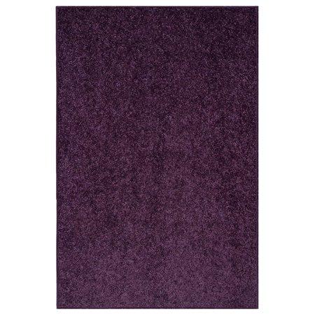 Purple Rug 5'x8'