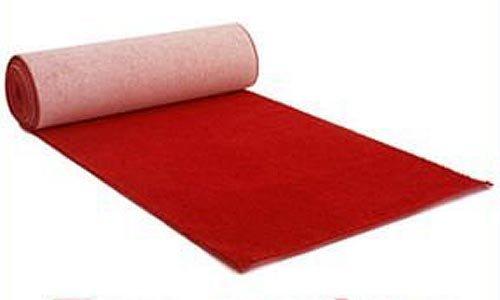 Aisle Runner Red 50ft