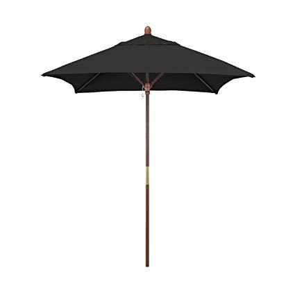SQ. Umbrella Black