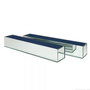 Mirrored Table Riser 48' x 4'