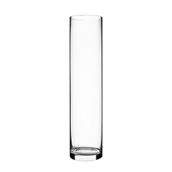 """Cylindrical Vase 5""""x20"""""""